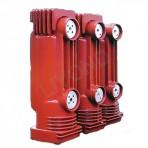 встроенный полюс цилиндр для вакуумной выключателя 24 кВ EEP-24/2500-31.5