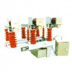 FZW32-12 (40,5) кВ серии открытый полюсный выключатель перерыв установлен вакуумный нагрузки