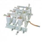 GN24-12D Крытый AC высокого напряжения разъединитель (заземление)