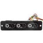 DXN8D серия крытый блок индикатора напряжения---размер отверстия 106*26MM