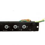 DXN8D серия крытый блок индикатора напряжения---размер отверстия 126*26MM