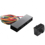 DXN8D серия крытый блок индикатора напряжения---размер отверстия 160.5*18.5MM