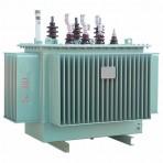 Масляные герметичные трансформаторы - Серия S11-M S9-M