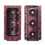 Выключатель нагрузки SF6-12 переключения нижний корпус