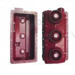 Выключатель нагрузки SF6-22 переключения нижний корпус