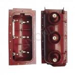 SF6-IV-2 выключатель нагрузки переключения нижний корпус