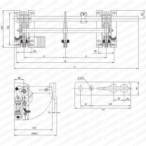 JN15A 12 введите Крытый AC заземлитель высокого напряжения