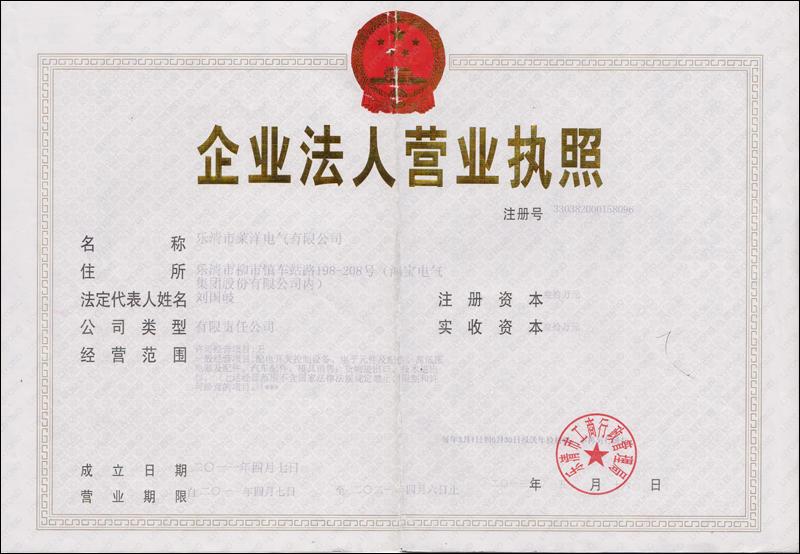 Бизнес лицензия