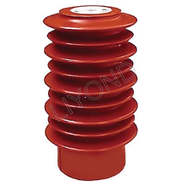 APG ремесло LYC115 красно-коричневый эпоксидная смола изолятор для распределительных устройствлительных устройств