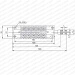 Вспомогательный контакт FK10-I 220 для распределительных щитов