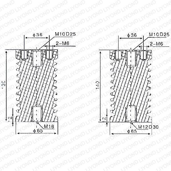 LYC102 12kv Эпоксидная смола Сообщение Изолятор