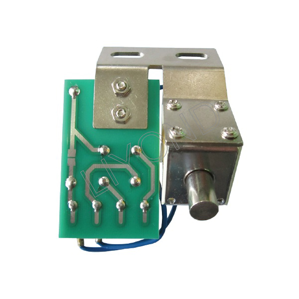 LYD101 Latching electromagnet for high voltage switchgear