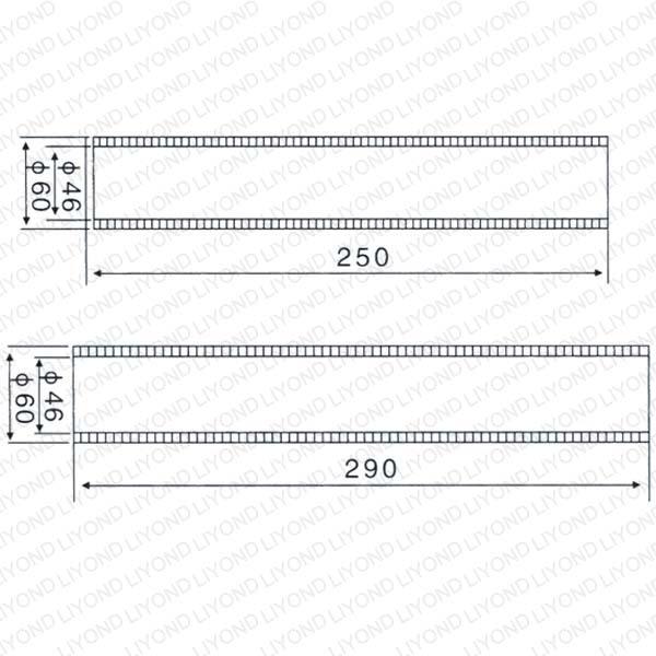 Сенсорный тяга Втулка для электрической распределительной LYC159