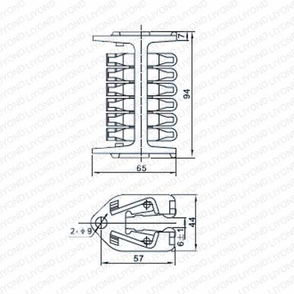 LYA510 WCD- 510 Тюльпан