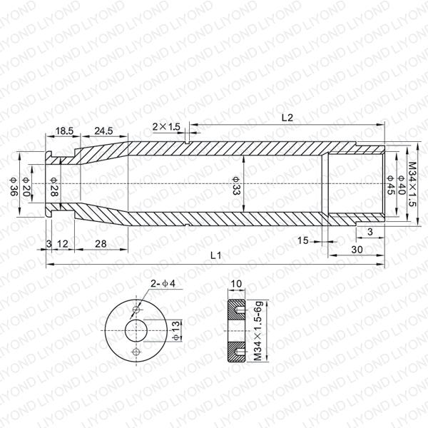 630A изолировать контакт рука для вакуумного выключателя LYB208-LYB211
