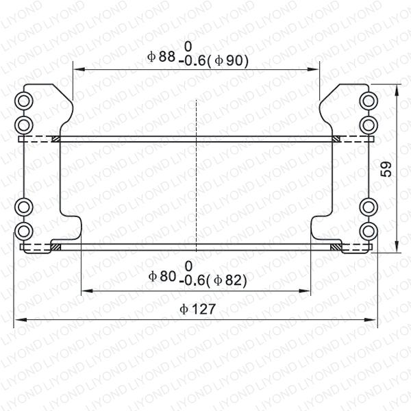 LYA115В GC5-2500/3150A тычной Контакт