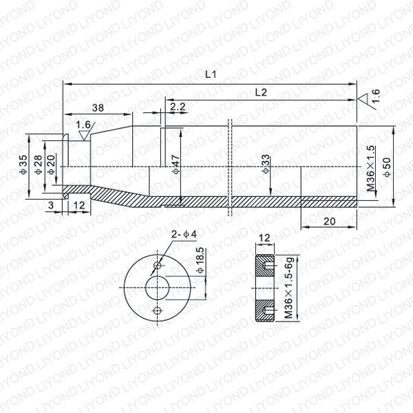 VD4 1250A контакт рука LYB217-LYB221