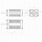 F10-20 Переключатель электрический для HV
