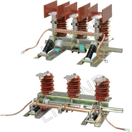 JN15- 12 введите в помещении AC заземлитель высокого напряжения