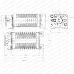 Под Переключатель электрический F10-20III/W4