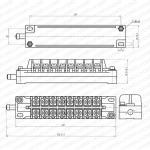 Новый вспомогательный контакт для выключателя FK10-II-44
