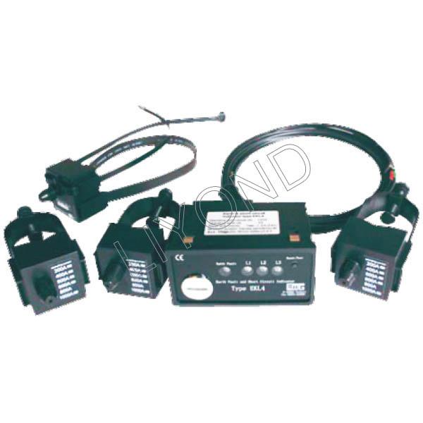 APJD-EK14 Panel type short circuit grounding fault indicator