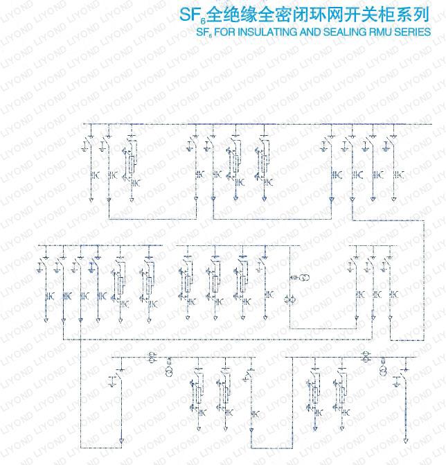 LKC2K-common-gas-tank-switchgear-SF6-for-insulating-and-sealing-RMU-series-ormazabal-series-11