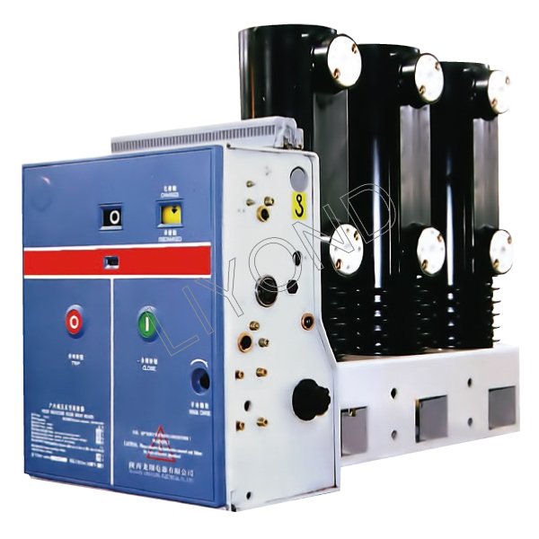 VS1-R-12-Series-Of-Indoor-High-Voltage-Vacuum-Circuit-Breaker-With-Lateral-Operating-Mechanism
