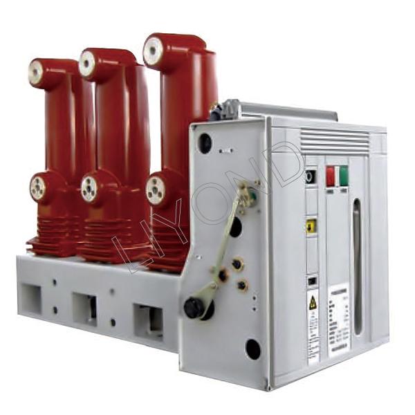 VS1C一12-Series-Indoor-High-Voltage-Vacuum-Circuit-Breaker-With-Lateral-Operating-Mechanism