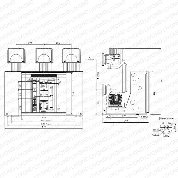 VSL-12-Indoor-High-Voltage-Vacuum-Circuit-Breaker-2