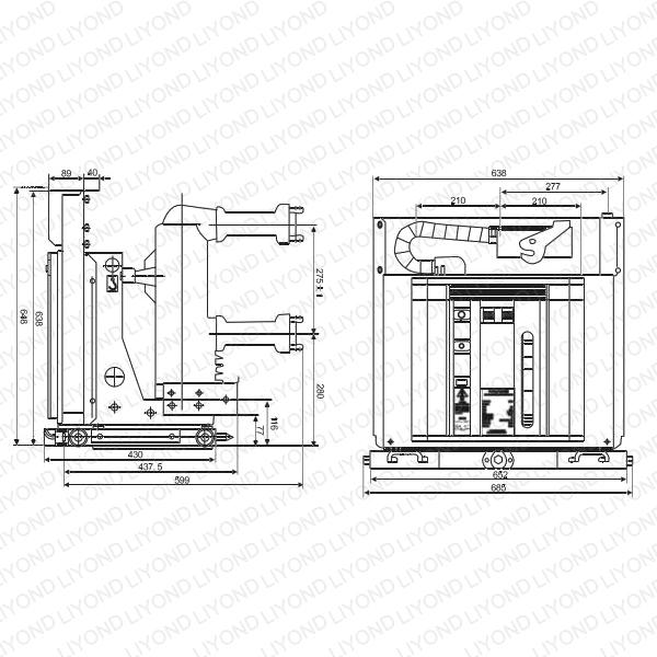VSL-12-Indoor-High-Voltage-Vacuum-Circuit-Breaker-4