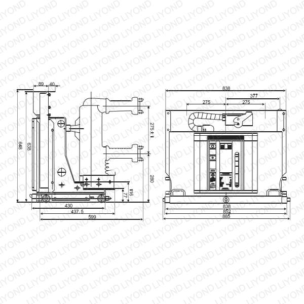 VSL-12-Indoor-High-Voltage-Vacuum-Circuit-Breaker-5