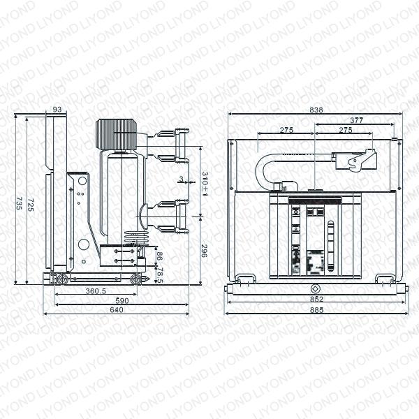 VSL-12-Indoor-High-Voltage-Vacuum-Circuit-Breaker-7