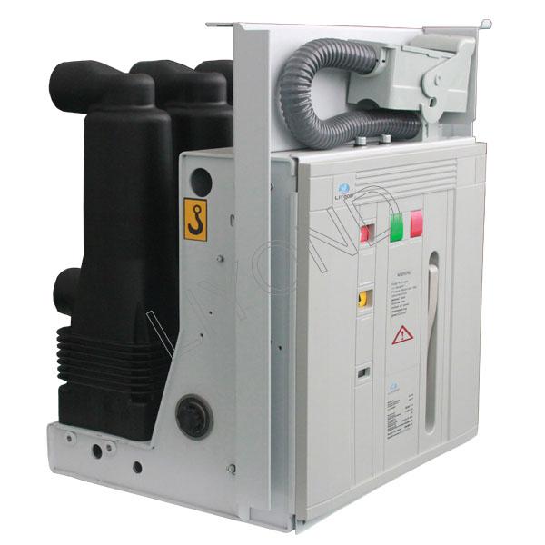 Indoor-vacuum-circuit-breaker-with-nylon-tube-