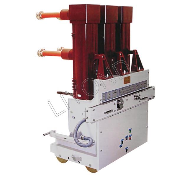 ZN85-40.5T-Type-Indoor-High-Voltage-Indoor-Vacuum-Circuit-Breaker