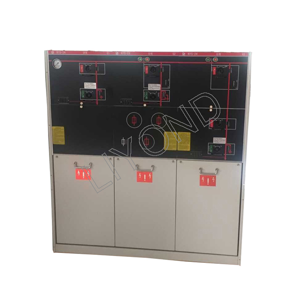 XGN□-12-SF6-insulated-Ring-Main-Unit-Switchgear