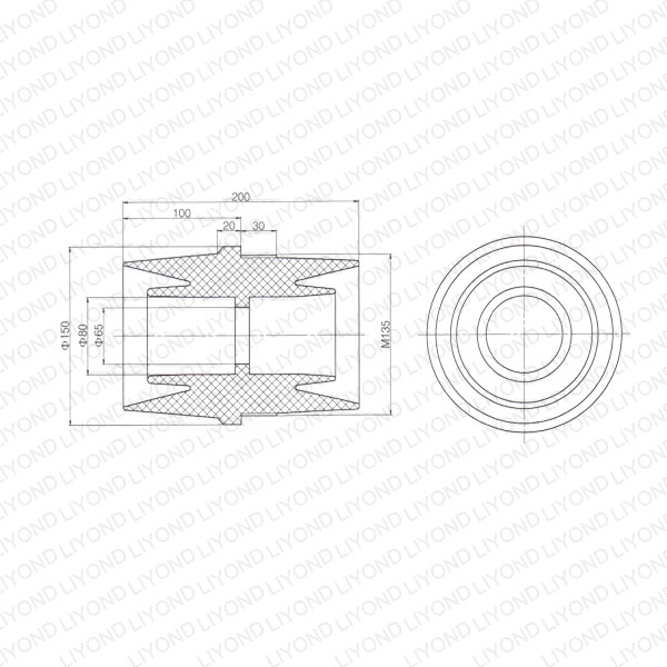 12kv-Bushing-LYC187-Indoor-Insulated-Sheet-Switchgear-1