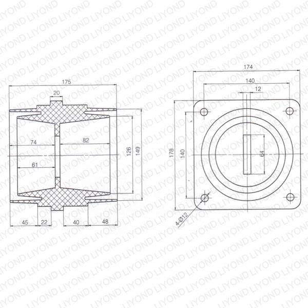 Annular-tubes-LYC200-epoxy-resin-bushing-1