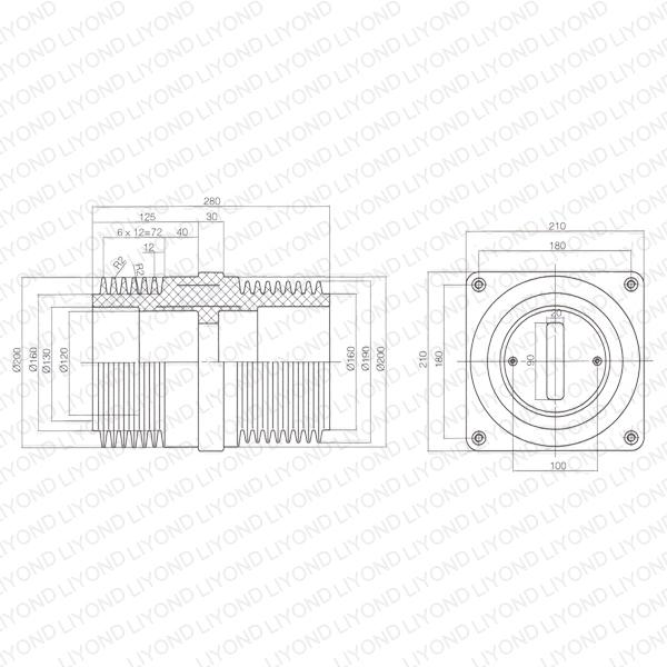 Station-casing-LYC213-epoxy-resin-insulator-1