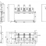 K08-450固定式隔离开关-外形